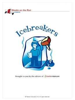 Book Icebreakers, Grades K-8 by TeacherVision.com,