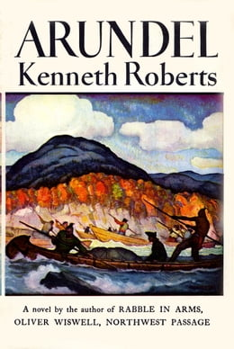Book Arundel by Kenneth Roberts