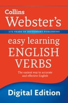 English Verbs (Collins Webster's Easy Learning) by Collins