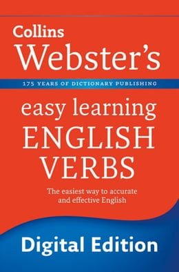 Book English Verbs (Collins Webster's Easy Learning) by Collins