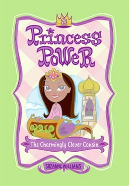 Book Princess Power #2: The Charmingly Clever Cousin by Suzanne Williams