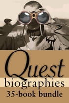 Quest Biography 35-Book Bundle: Marshall McLuhan, Nellie McClung, René Lévesque and many more by Judith Fitzgerald