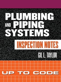 Book HVAC Inspection Notes: Up to Code by Taylor, Gil