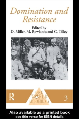 Book Domination and Resistance by Miller, Daniel
