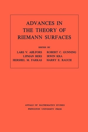 Advances in the Theory of Riemann Surfaces. (AM-66)