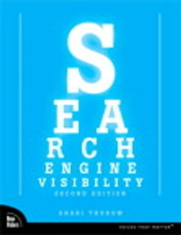 Book Search Engine Visibility, Second Edition by Shari Thurow