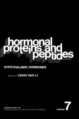 Book Hypothalamic Hormones by Li, Choh Hao