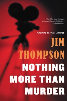 Book Nothing More than Murder by Jim Thompson