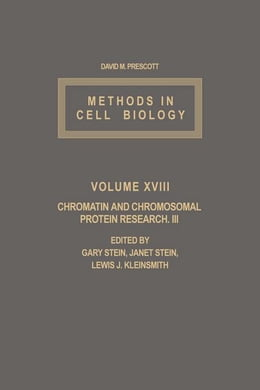Book Chromatin and Chromosomal Protein Research III by Stein, Gary