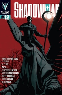 Shadowman (2012) Issue 12