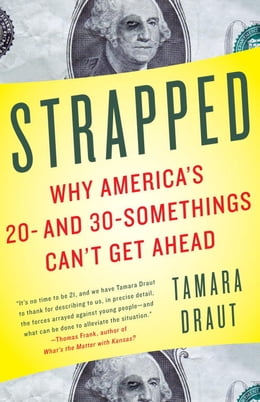 Book Strapped by Tamara Draut