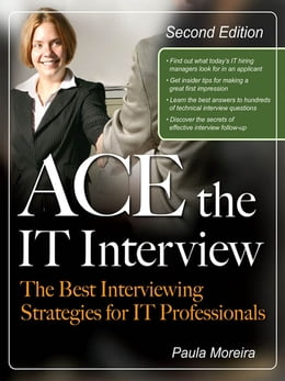 Book Ace the IT Interview by Paula Moreira