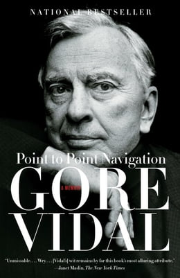 Book Point to Point Navigation by Gore Vidal