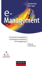E-management: Comment la révolution numérique transforme le management by Isabelle Reyre