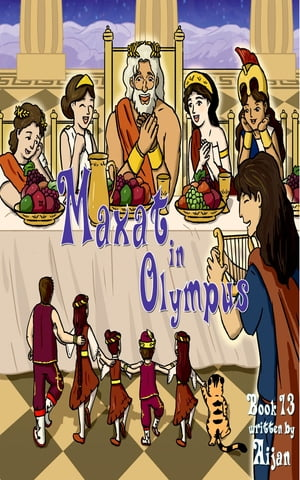 Maxat in Olympus: Book 13