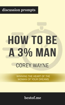 20+ How To Be A 3% Man Free Ebook Download  Background