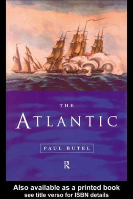Book The Atlantic by Butel, Paul