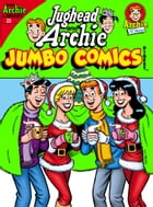 Jughead & Archie Comics Double Digest #23 by Archie Superstars
