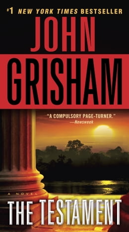 Book The Testament: A Novel by John Grisham