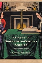 At Home in Nineteenth-Century America: A Documentary History by Amy G. Richter