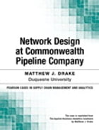 Network Design at Commonwealth Pipeline Company