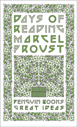 Book Days of Reading by Marcel Proust