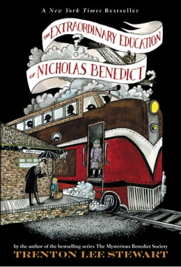 Book The Extraordinary Education of Nicholas Benedict by Trenton Lee Stewart