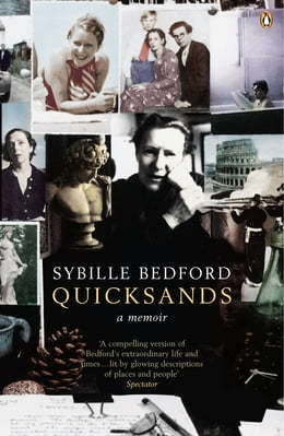 Book Quicksands: A Memoir by Sybille Bedford