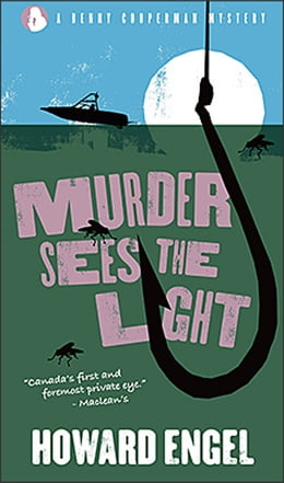 Book Murder Sees The Light by Howard Engel