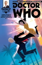 Doctor Who: The Twelfth Doctor #10 by Robbie Morrison