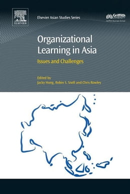 Book Organizational Learning in Asia: Issues and Challenges by Jacky Hong