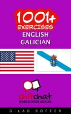 1001+ Exercises English - Galician by Gilad Soffer