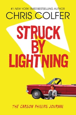 Book Struck By Lightning: The Carson Phillips Journal by Chris Colfer