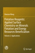 Flotation Reagents: Applied Surface Chemistry on Minerals Flotation and Energy Resources Beneficiation: Volume 2: Applications by Dianzuo Wang