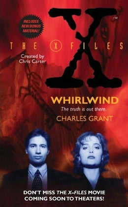Book The X-Files: Whirlwind by Charles Grant