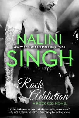 Book Rock Addiction by Nalini Singh