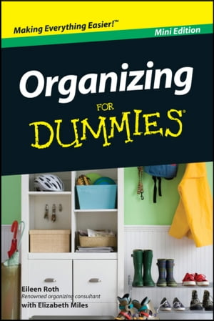 Organizing For Dummies,  Mini Edition