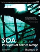 SOA Principles of Service Design by Thomas Erl