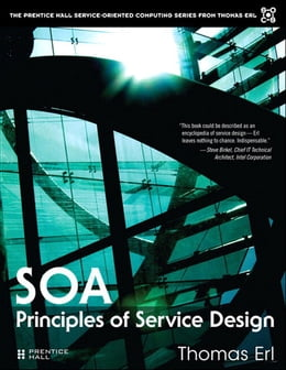 Book SOA Principles of Service Design by Thomas Erl