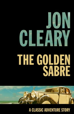 Book The Golden Sabre by Jon Cleary