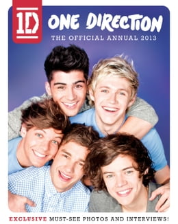 Book One Direction: The Official Annual 2013 by One Direction