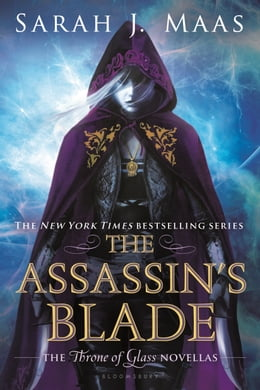 Book The Assassin's Blade: The Throne of Glass Novellas by Sarah J. Maas