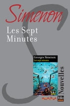 Les sept minutes by Georges SIMENON