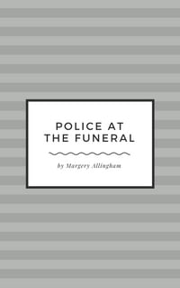 Police at the Funeral