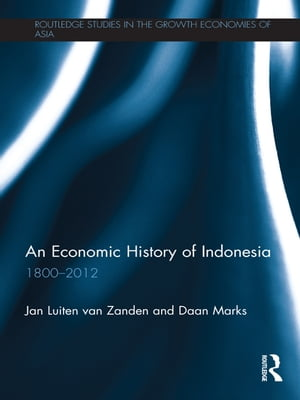 An Economic History of Indonesia 1800-2010