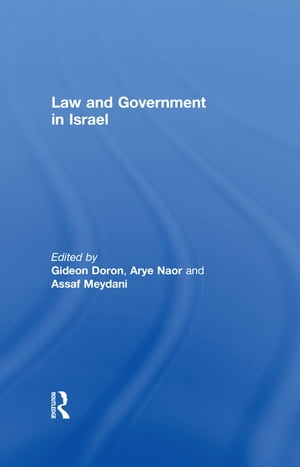 Law and Government in Israel