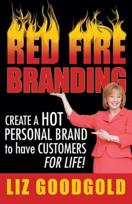 Book Red Fire Branding by Liz Goodgold