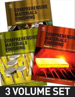 Book Comprehensive Materials Finishing by Hashmi, Saleem