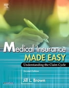 Medical Insurance Made Easy - E-Book: Understanding the Claim Cycle by Jill Brown, RN, CPC, CPC- H