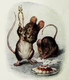 Tale of Two Bad Mice (Illustrated) by Beatrix Potter